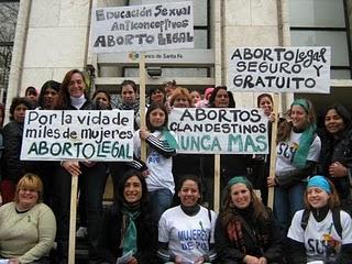 Las Juanas presentan los habeas corpus en Rosario