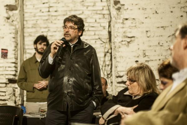 Rodolfo Hamawi. Director nacional de Industrias Culturales