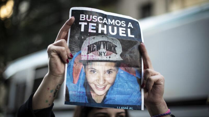 Más de 40 días sin Tehuel: búsqueda, recompensa y movilizaciones