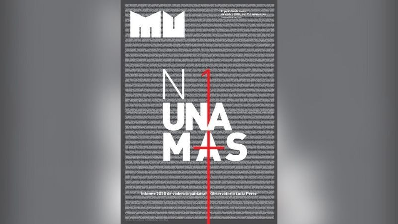 Mu 154: Ni una más