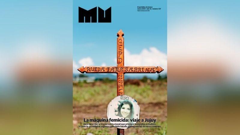 Mu 157: la máquina femicida