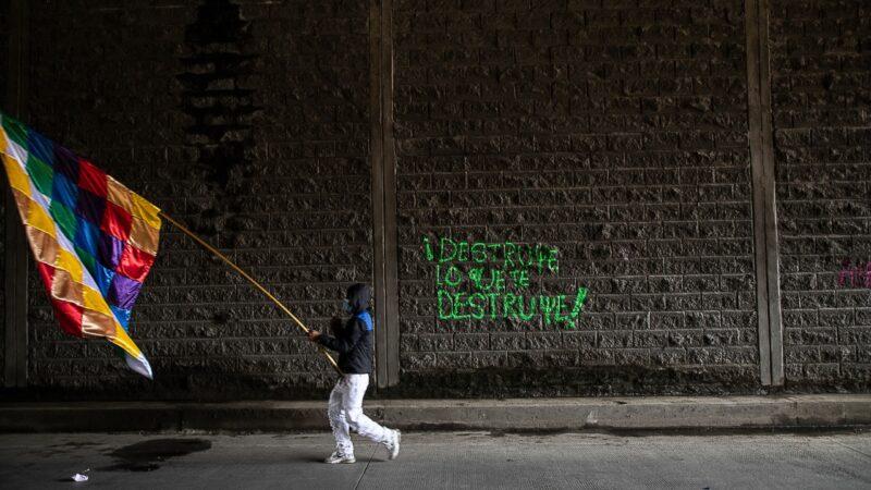 """Colombia en #ParoNacionalIndefinido y un pedido urgente: """"Paren ya con la represión"""""""