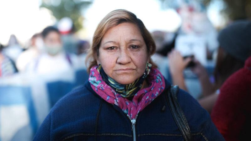 «Que aparezca»: el grito desesperado en San Vicente, a 2 meses sin Tehuel