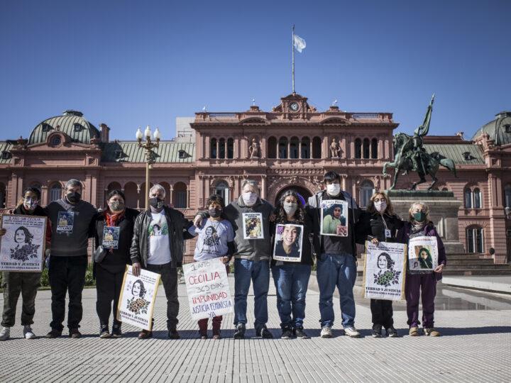8vo encuentro de Familias Sobrevivientes de Femicidios: los pedidos que llevaron al encuentro con el Ministerio de Mujeres