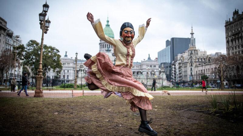 El conjuro artístico: Ballet Embrujado en una nueva presentación de CALLE