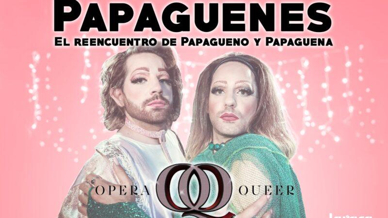 Mozart no binarie: estreno del videoclip de Ópera Queer