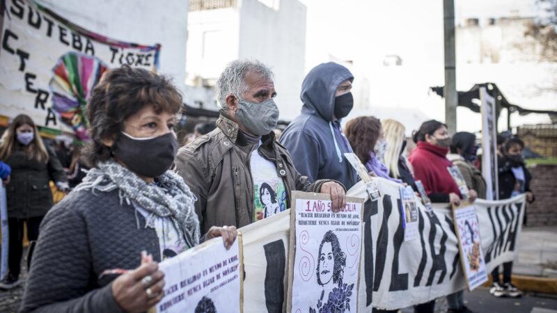 #NiUnaMás: el grito de familiares en el norte del conurbano